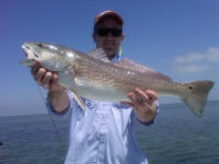 redfishing rockport