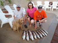 port aransas fishing pic