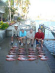 port aransas offshore fishing guide